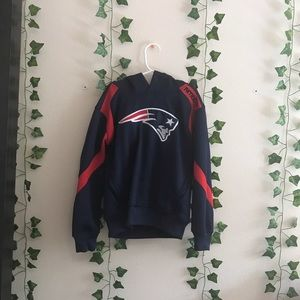NFL Patriot Logo Boys Sweatshirt